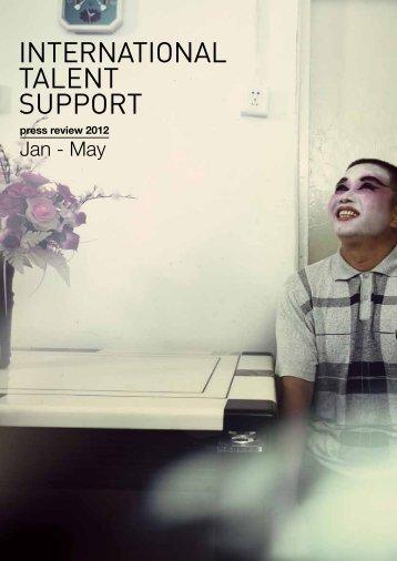 1. - International Talent Support