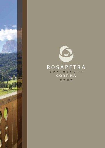 Scarica Brochure Servizi - Rosapetra Spa Resort