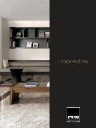 Scarica il catalogo della linea Le Essenze di Rex in ... - Rex-cerart.it