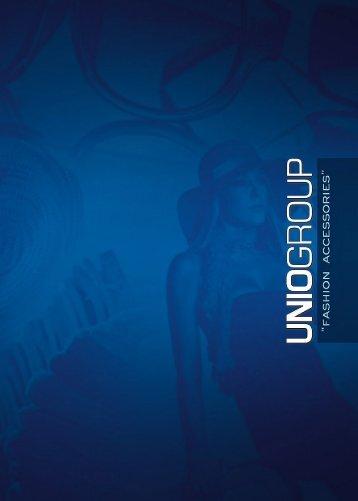 brochure aziendale - Unio Group