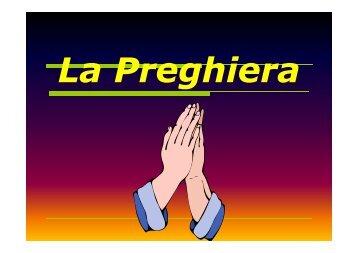 La Preghiera - innamorato di gesu
