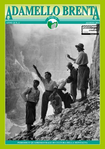 periodico quadrimestrale di cultura della montagna anno 15 n. 2 ...