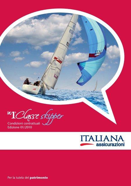 In 1 a Classe Skipper edizione gennaio 2010 - Italiana Assicurazioni