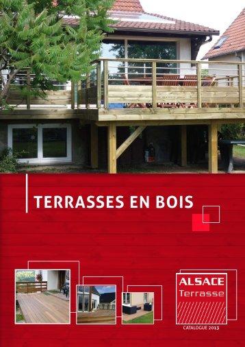 TERRASSES EN BOIS - Alsace Terrasse
