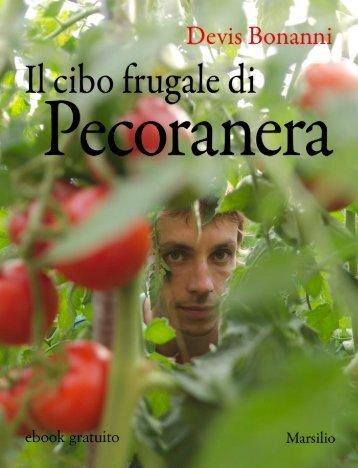 e-book gratuito IL CIBO FRUGALE DI PECORANERA