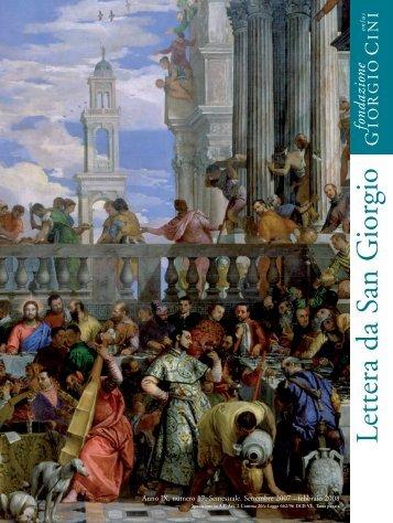 San Giorgio Lettera 17 ITA - Fondazione Giorgio Cini