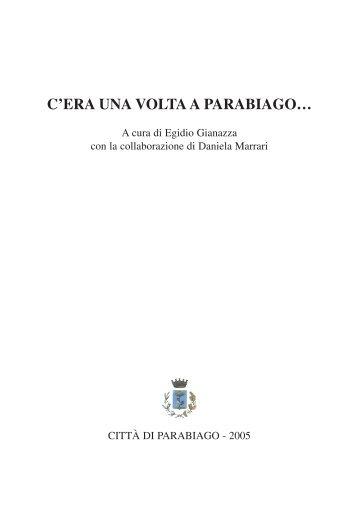 Part 1 - Ecomuseo e Agenda 21 Parabiago