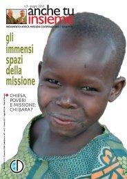 Giugno 2010 - Africa Mission