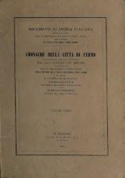 Cronache della cittā di Fermo pubblicate per la prima volta ed ...