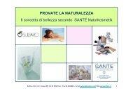 SANTE Naturkosmetik - Sulfaro