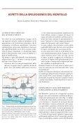Aspetti della speleogenesi del Montello. Dario Zampieri, Francesco ... - Page 2