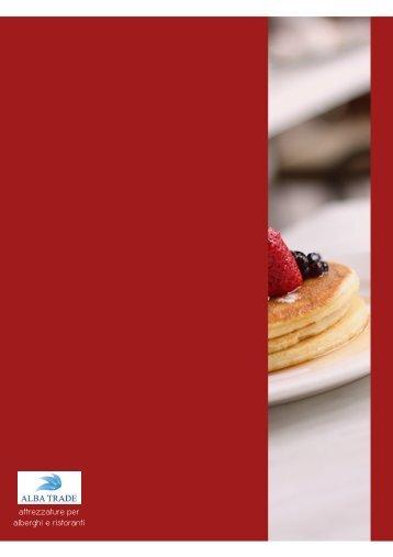 attrezzature per alberghi e ristoranti - Alba Trade