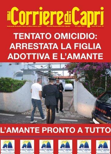 tentato omicidio - il Corriere di Capri