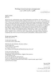 Florilegio di poeti persiani contemporanei / Golchini az sho'ara-ye ...