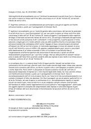 Consiglio di Stato, Sez. VI, sentenza 24.09.2012 n ... - Franco Crisafi