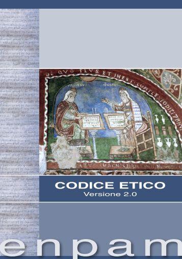 nuovo codice etico - Enpam