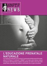 news l'educazione prenatale naturale - ANPEP
