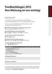 Feedback Aussteller [.PDF]