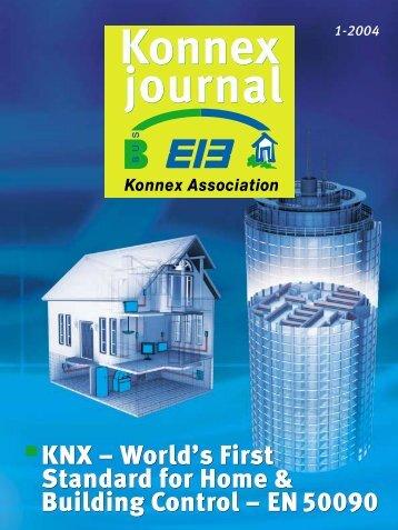 Journal 2004-1 English - KNX