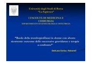 presentazione della tesi di laurea - Medici per San Ciro