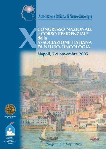 S22 AINO DEFINITIVO - Associazione Italiana di Neuro-Oncologia