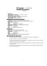 Proyectos de Horizon (1,33 Mb) - Servicio de Información sobre ...