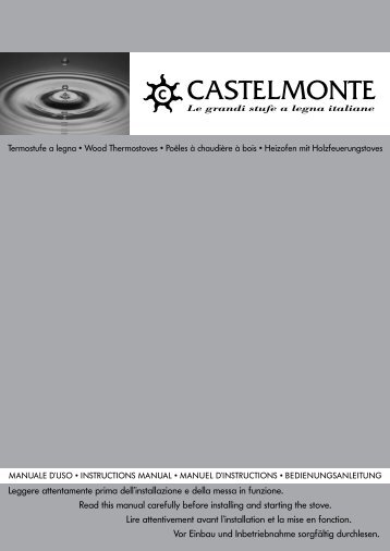 Manuale di installazione - Castelmonte