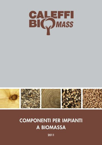 COMPONENTI PER IMPIANTI A BIOMASSA - Coassifin.it