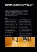 EUBLÖOLITH revêtement xylolithe à prise ... - Weiss+Appetito - Page 2