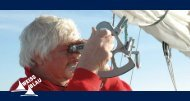 Postkarte 2013 - Segelschule und Yachtcharter Weiss-Blau