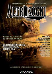 Il numero 1 gratuito di Altrisogni - Nannimagazine.it