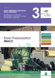piano paesaggistico abaco - Politiche giovanili - Regione Lombardia