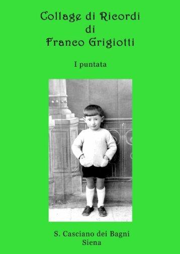 parte Uno - Franco Grigiotti