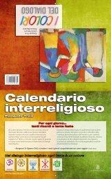 Calendario Religioso
