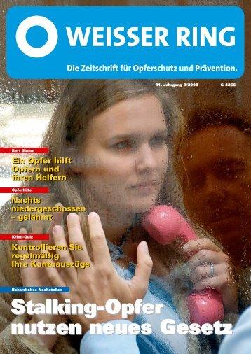 Ausgabe 3 - Weisser Ring e.V.