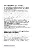 Denkangebot 3 - Weißes Kreuz e.V. - Page 6