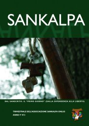 giornale settembre 2009.qxd - pdfMachine from ... - Sankalpa