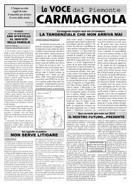 N° 6 - gen/feb 2008 - Lega Nord - Sezione di Carmagnola