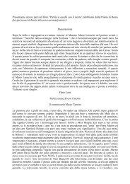 Fabio Lotti, Partita a scacchi con il morto - Mario Leoncini & Fabio Lotti