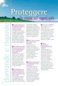 Proteggere la vista ad ogni età - InHealth - Page 2