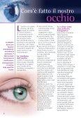 Proteggere la vista ad ogni età - InHealth - Page 6