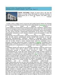 Per aprire l'articolo clicca qui - Comboniani Castel Volturno