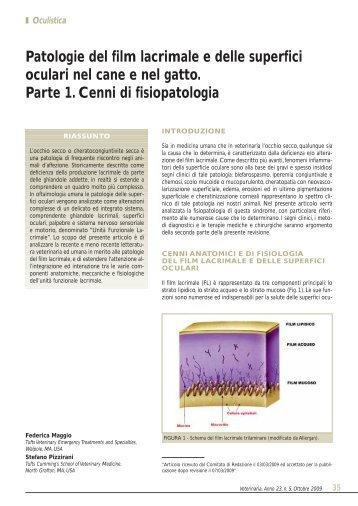 Oculistica - Vet.Journal