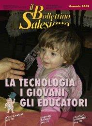 Gennaio 2009 - il bollettino salesiano - Don Bosco nel Mondo