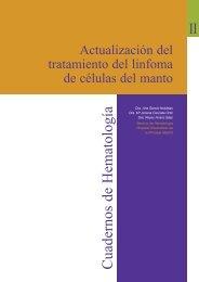 Cuadernos Hematología - Fundación Leucemia y Linfoma