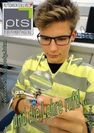 PTS Weiz ... und die Lehre ruft ! ... 2013/2014 Seite 1