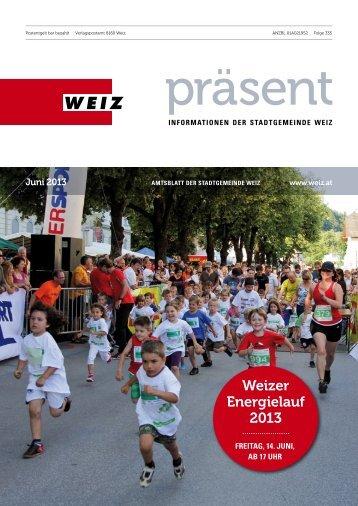 Juni 2013 - Weiz