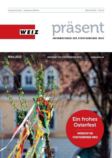 März 2013 - Weiz