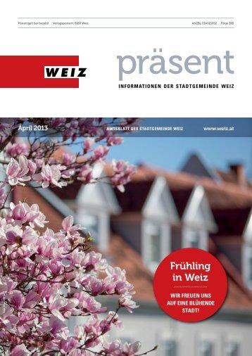April 2013 - Weiz