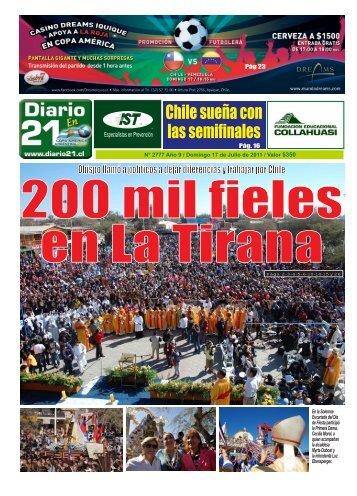 Especialistas en Prevención - Diario 21